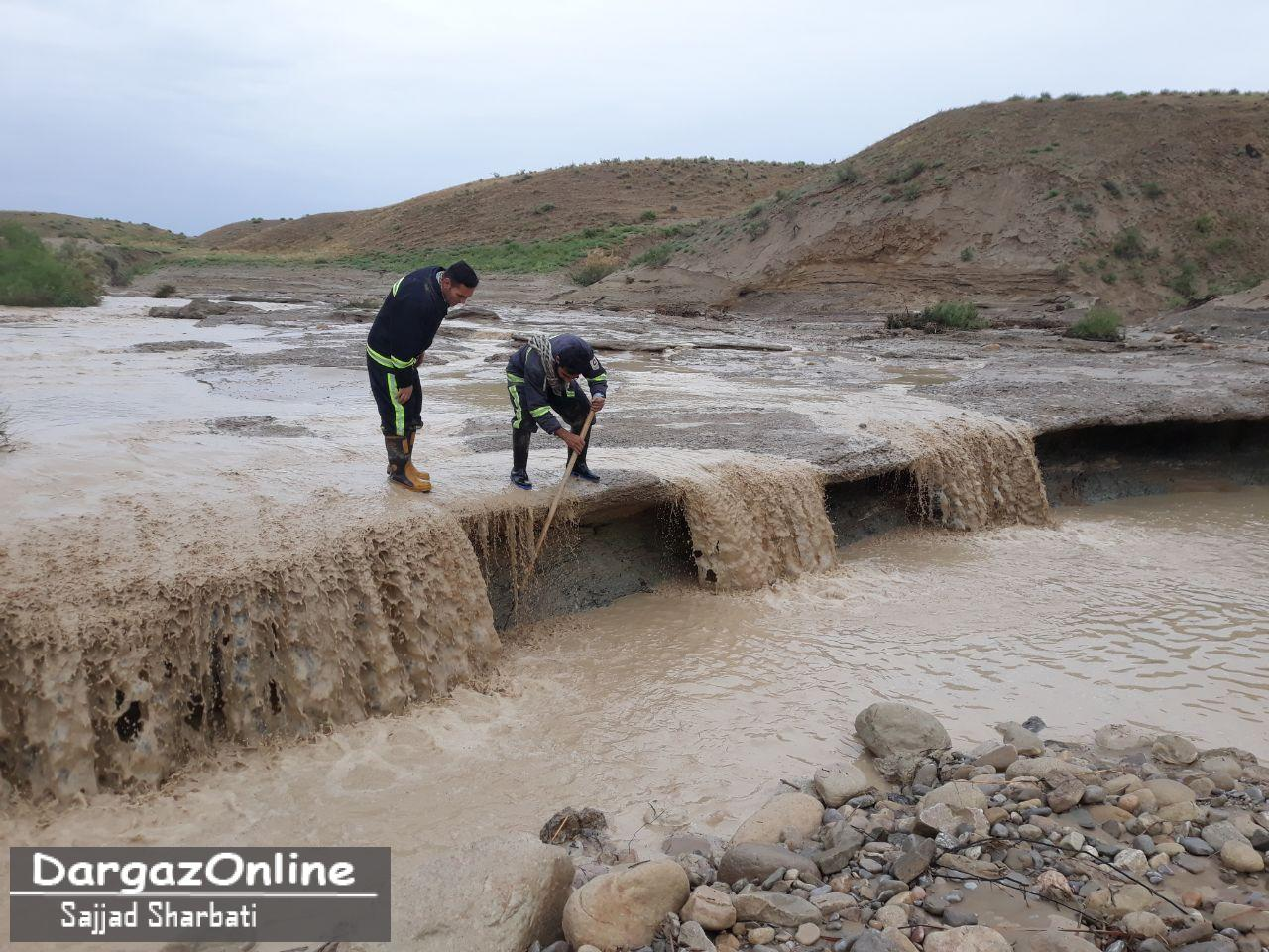 کشف جسد جوان درگزی در رودخانه «توقی» درگز