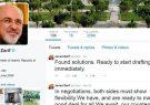 واکنش وزارت خارجه به تلاش آمریکاییها برای مسدود کردن حسابهای کاربری ظریف در شبکههای اجتماعی