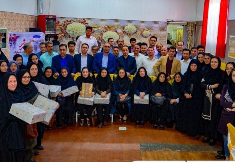همایش گرامیداشت روز بهورز ، پزشک و داروساز در درگز برگزار شد.