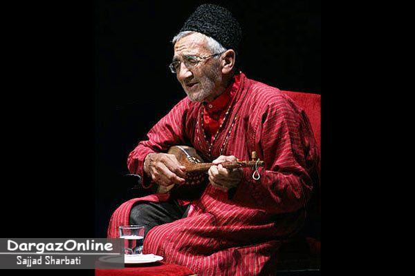 آی محمد یوسفی ؛ هنرمند پیشکسوت ، خواننده و نوازنده دوتار شهرستان درگز آسمانی شد.