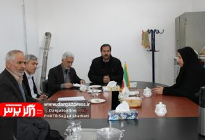 جلسه شورای اسلامی شهر نوخندان برگزار شد