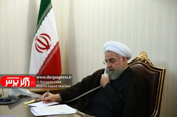 روحانی بر ارائه آموزش بر بستر مجازی تاکید کرد