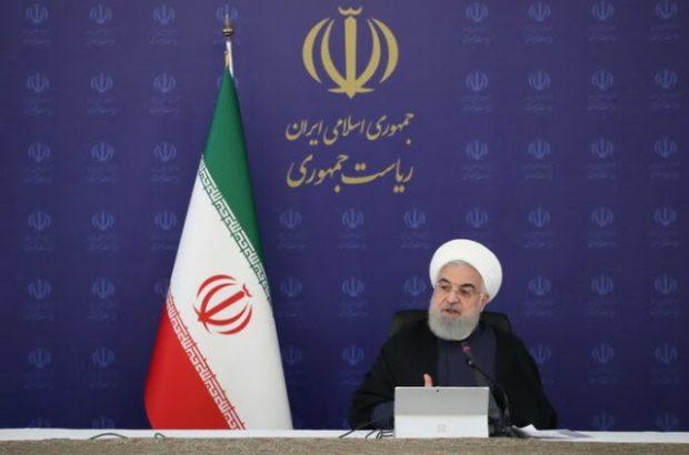 روحانی: ممنوعیت تردد بین استانها از اول اردیبهشت برداشته میشود