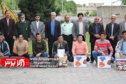 تجلیل و تقدیر از اعضای شورای شهر و کارکنان شهرداری نوخندان