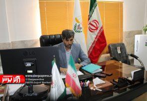 نشست خبری رئیس زندان درگز با اصحاب رسانه