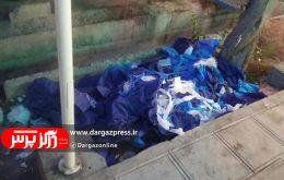 نگرانی ها از رهاکردن پسماندهای آلوده به کرونا در سطح شهر / بلای دیگری به نام پسماند کرونایی / از سطل های زباله فاصله بگیرید