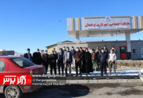 بخشداری ، شهرداری و شورای شهر نوخندان نماد موفقیت در شهرستان درگز