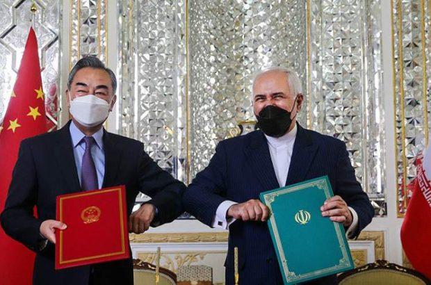 سند همکاریهای ۲۵ ساله ایران و چین امضا شد