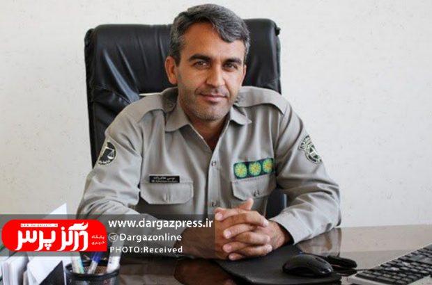 دستگیری سه متخلف گسل غیر مجاز دام در درگز