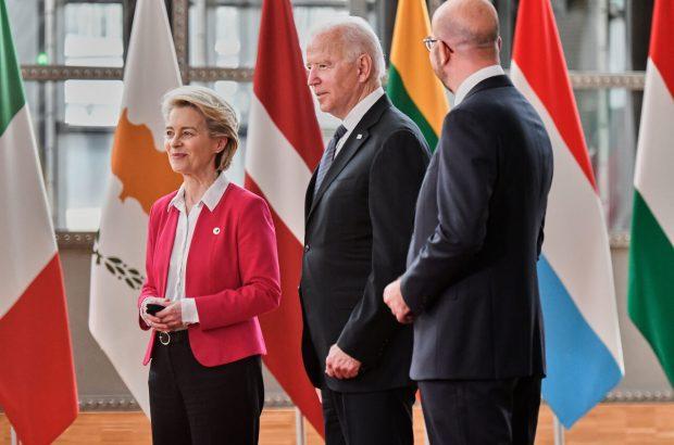 تاکید سران اروپا بر اهمیت رفع تحریمهای ایران در اجلاسی با حضور بایدن